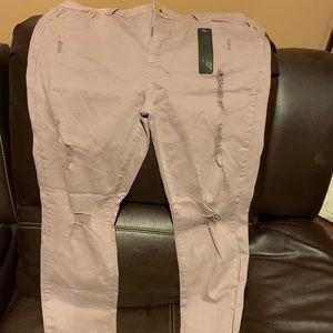 Bebe Size 32 Stretch Jeans